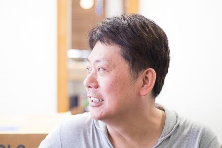 店舗デザイナー アンタイトル 長谷川さん