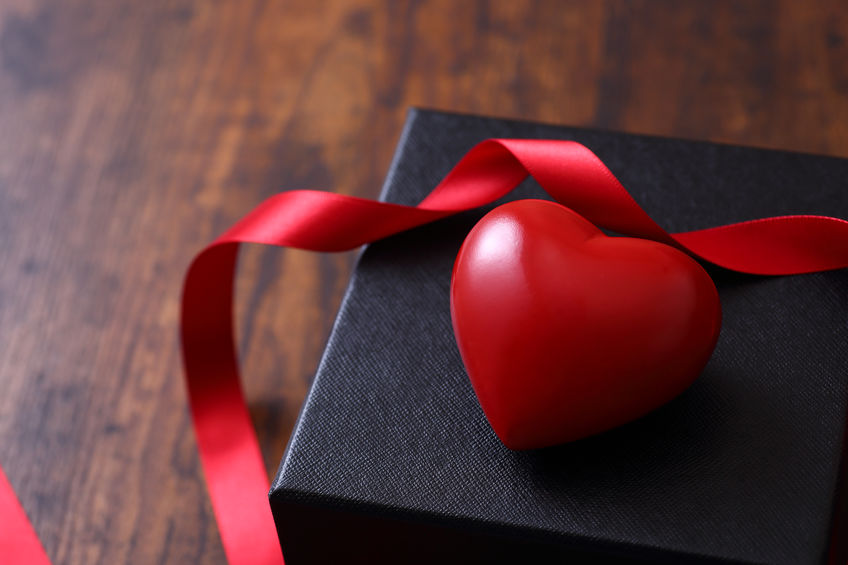 2月 february バレンタインデー ハート型チョコ